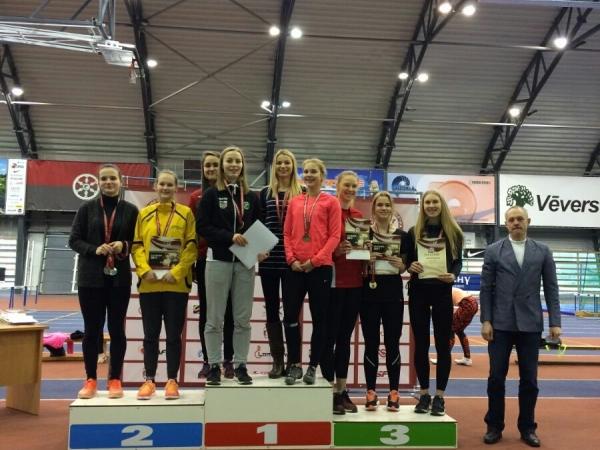 Latvijas čempionātā LSSS audzēkņiem 20 medāļas!