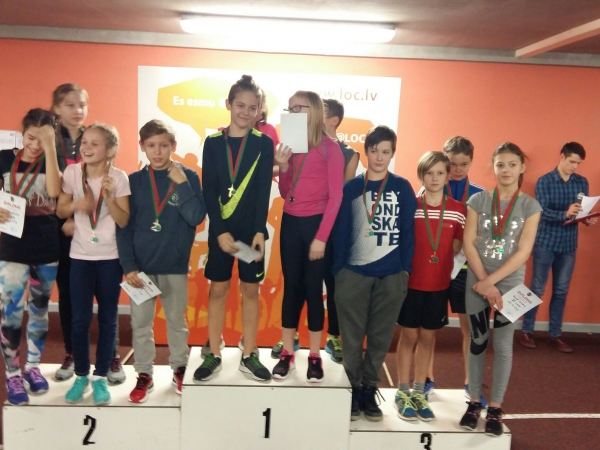 Liepājas Sporta spēļu skolas sacensības 5-cīņā
