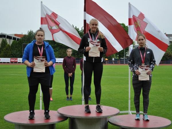 Latvijas čempionāts vieglatlētikā junioriem (U20) un jauniešiem (U18)