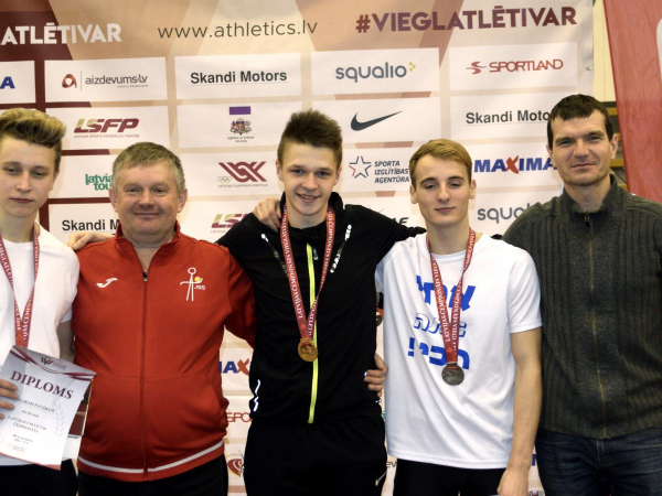 Latvijas čempionāts Kuldīgā