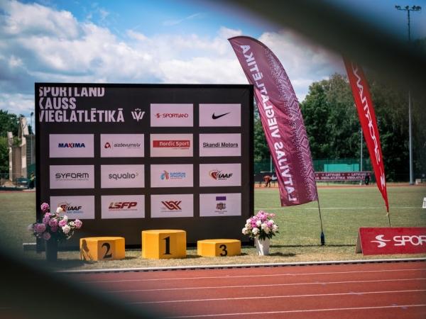 7. jūnijā aizvadīts Sportland kausa IV posms Saldū
