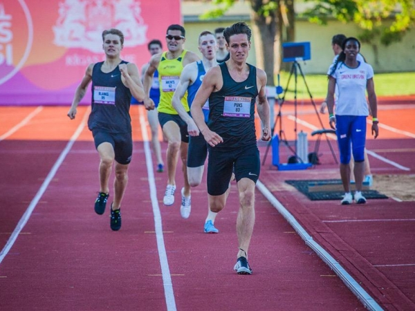 Rojam Pukam personīgais rekords 800 metros