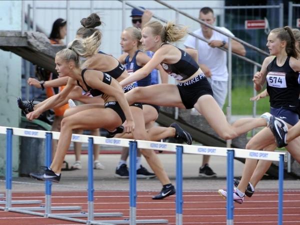 Medaļas Latvijas U16 čempionātā vieglatlētikā
